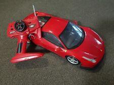 Ferrari Full Function R/C Series Remote Control Car 1:10 458 Italia