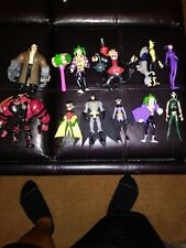 Lot Of The Batman Animated Series Figures