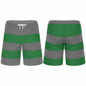 Men's Swimwear Beach Shorts Surf Pants Quick Dry Trunk Swim Briefs Beachwear
