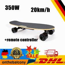 Neu 20km/h Elektro Skateboard E-Board Longboard E-Skateboard 350W +Fernbedienung