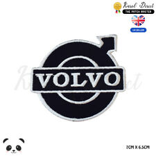Volvo Car Truck Band Embroidered Iron On Sew On PatchBadge For Clothes etc
