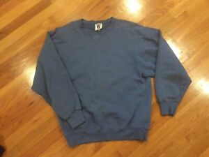 Vintage Russell Athletic Lt. Blue  High Cotton Sweatshirt USA M