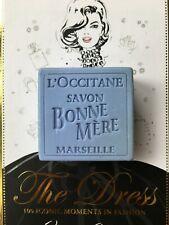 L'Occitane Savon Bonne Mere Soap 100g Made In France Marseille Lavender Scent