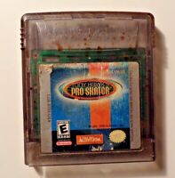 Nintendo Gameboy Color TONY HAWKS - PRO SKATER - Tested - No Box/Manual