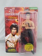 "Bruce Lee 8"" Action Figure Limited Edition Mego"