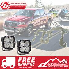Baja Diseños Luz Antiniebla Kit para Ford Ranger 2019 + Squadron Pro