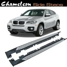 BMW X6 (E71) Running Boards / Side Steps 2008 - 2015