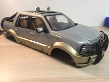 Ford Expedition 1/10 Crawler Hartplastik Karosserie Tamiya Rc4wd Axial Mst