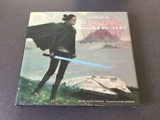 The Art Of Star Wars Signed Book - The Last Jedi