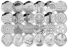 1997 - 2020 50P *MEGA LISTING* COINS KEW PADDINGTON NHS FIFTY PENCE PETER RABBIT