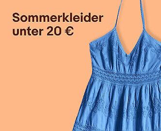 Sommerkleider unter 20€