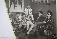 "SHINEE ""3 - WHY SO SERIOUS?"" ASIAN PROMO POSTER - Korean Boy Band, K-Pop Music"