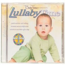 Baby Time Series Lullaby Time 12 Songs Gentle Melodies Ease Babies off to Sleep