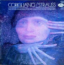 CORIGLIANO / CONCERTO FOR PIANO - HILDE SOMER - MERCURY 90517 - STEREO LP