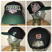 VTG PHOENIX COYOTES 90s Sports Specialties Center Ice Hat Cap Snapback AZTEC NHL