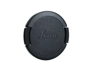 Genuine Leica E55 Snap-On Lens Cap for R and M Series Lenses #14289