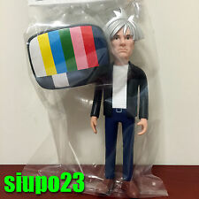 Medicom Andy Warhol Vinyl Collectible Dolls (VCD) Figure 80's Style Ver