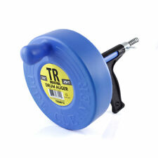 Tr Industrial Drum Auger For Plumbing With 14 X 25 Spring Cable
