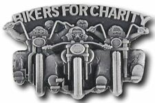 Bikers For Charity Pin