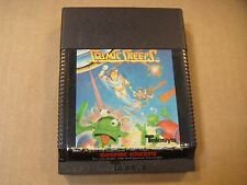 Cosmic Creeps (Atari 2600, 1982) By Telesys (Cartridge Only) NTSC