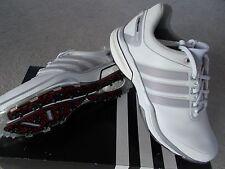 Da Uomo Adidas GOLF Scarpe Da Ginnastica Stile Adipower Boost WD Wide UK 7 1/2 eu 41 1/3