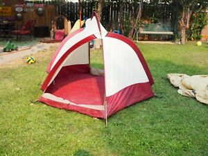 Vintage Bill Moss 3 Person Tent 4 Season (Made In Camden, Maine).