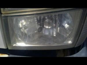 2013 MITSUBISHI FUSO CANTER FE125 LEFT DRIVERS SIDE HEAD LIGHT LAMP