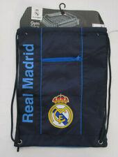 Unisex Real Madrid Backpack, New Navy Blue White One Size La Liga Sack