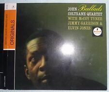 CD JOHN COLTRANE QUARTET Ballads Digipack Jazz McCoy Tyner Garrison Jones