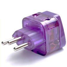 AC POWER Travel Adapter Plug Electric Connector BRAZIL BRAZILIAN BRASIL NBR 1413