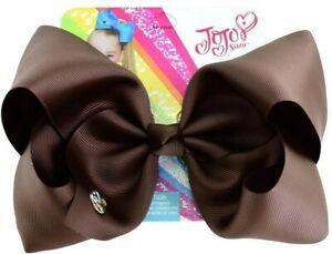 """Jojo Pure Color Large 8"""" Bows"""