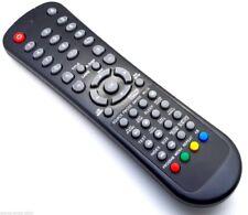 * Nuovo * Ricambio Telecomando Per TV Technika 24e21w-hdr/dvd lcd26-56d-roi