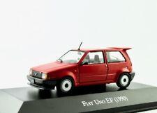Fiat Uno EF    1990  rot   /    IXO/Altaya   1:43