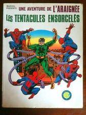 Une aventure de l'Araignée n° 13 LES TENTACULES ENSORCE