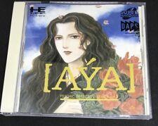 Aya Psychic Detective Vol 3 Japanese PC Engine**USA SELLER**