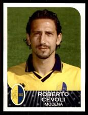 Panini Calciatori 2002-2003 - Modena Roberto Cevoli No. 259