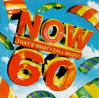 Various Artists : Now Thats What I Call Music! 60 2 CD FREE UK Postage