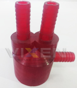 NEW Vixen Aquablast Polyurethane 3 Way Connector (HD ONLY) - AQ063HD