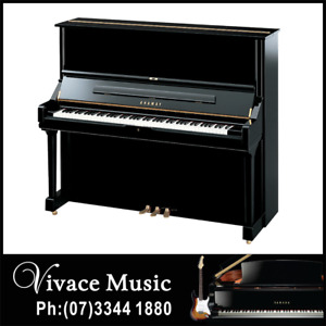 Yamaha U3 Professional Preloved Uprights in Vivace Music Showroom (from $4500)