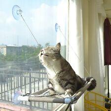 Cat Window Perch, Cat Hammock Window Seat, Space Saving and Safety Window