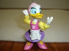 """Disney Daisy Duck from Epcot center 1994 cake topper 3"""" tall"""