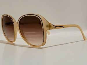 Vintage 1970's Jaguar Oversize Sunglasses Made in Italy Outstanding Condition