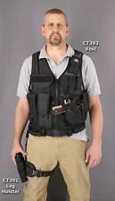 Colt Universal Tactical Gear Drop Leg Holster Black Semi Automatic Hand Gun 391