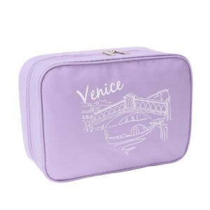 Travel Large Capacity Wash Bag Outdoor Nylon Storage Bag Waterproof Makeup Bag