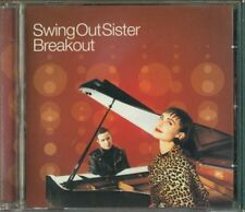 Swing Out Sister - Breakout Cd Ottimo