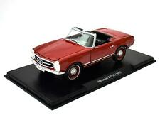Mercedes 230 SL - 1965 - 1:24 DIECAST ATLAS LEO MODEL CAR -62