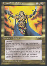 "Lim-dul 's Paladin ""alliances"" mtg/ccg m/nm 4284+"
