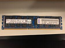 16GB   PC3-14900R DDR3-1866MHz memory IBM 47J0225 46W0670