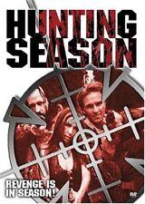 Hunting Season DVD- Brand New & Sealed- Fast Ship! OD-198