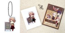 Hetalia Axis Powers Acrylic Key Chain Collection Vol.4 UK England Britain New